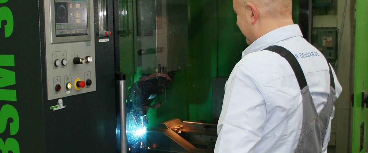 Kern-Deudiam Fertigung 1 - Kern-Deudiam fabrication 1
