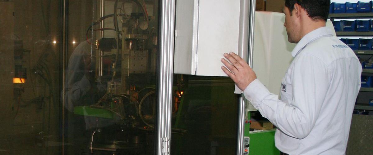 Kern-Deudiam Fertigung 3 - Kern-Deudiam fabrication 3