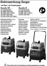 Bedienungsanleitung Industrieentstauber Compact M Instruction manual vacuum cleaner Compact M
