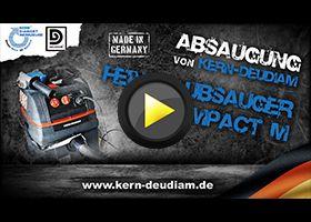 Praxisvideos - Feinstaubsauger KERN-DEUDIAM COMPACT M Preview
