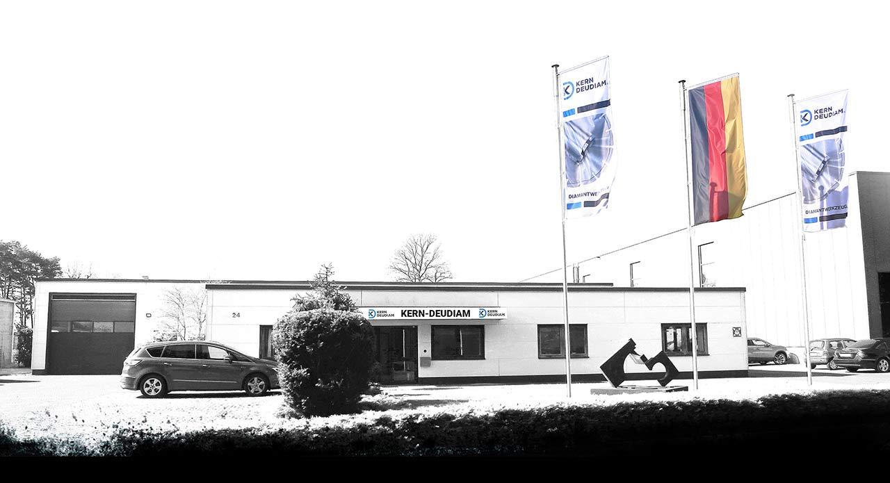 Ansicht KERN-DEUDIAM Firmengebäude