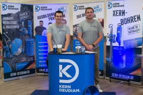 KERN-DEUDIAM auf dem Hövelhofer Berufemarkt 2019