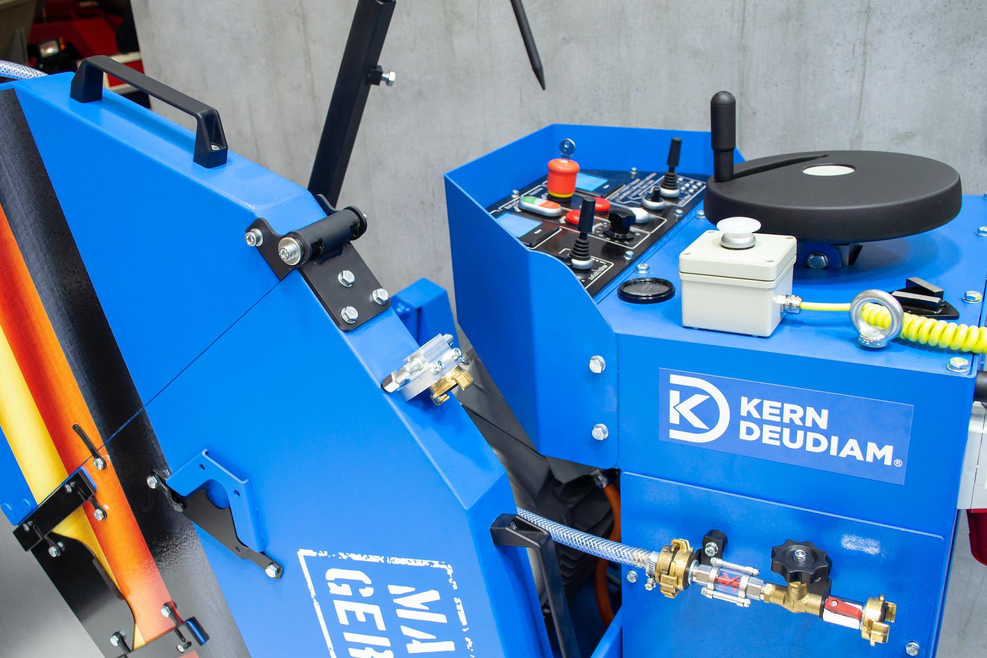 Fugenschneider elektrisch KERN-DEUDIAM KDF1200-E