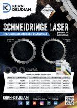 Diamant-Schneidringe und Ringsägeblätter für HUSQVARNA - Made In Germany von KERN-DEUDIAM